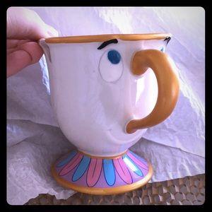Brand New! Beauty & the Beast Chip teacup mug